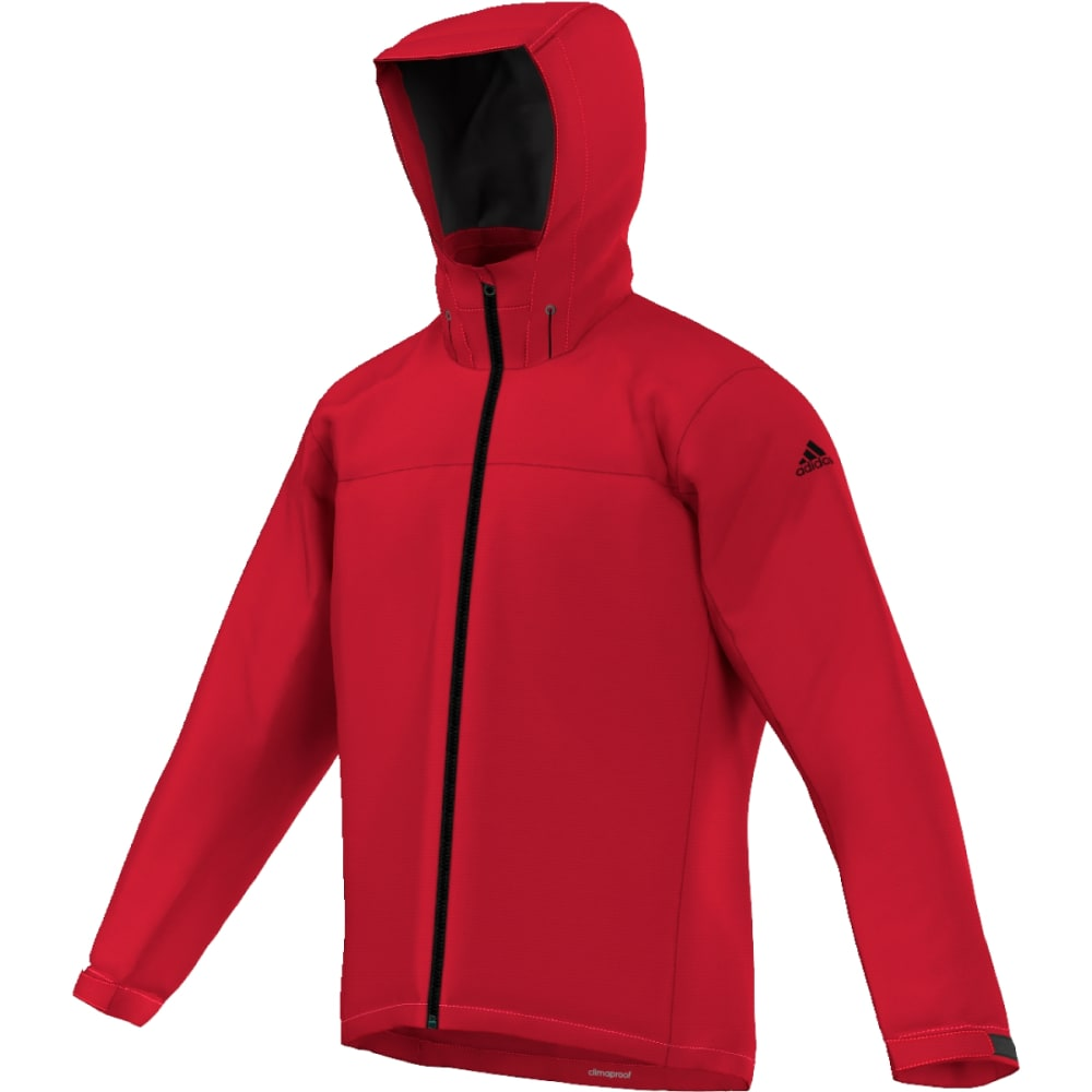 ADIDAS Men's Wandertag Insulated Jacket - SCARLET