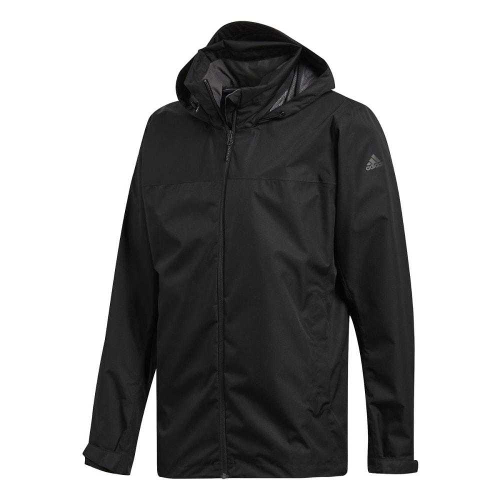 ADIDAS Men's Wandertag Jacket - BLACK