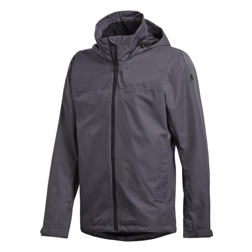 ADIDAS Men's Wandertag Jacket - GREY FIVE