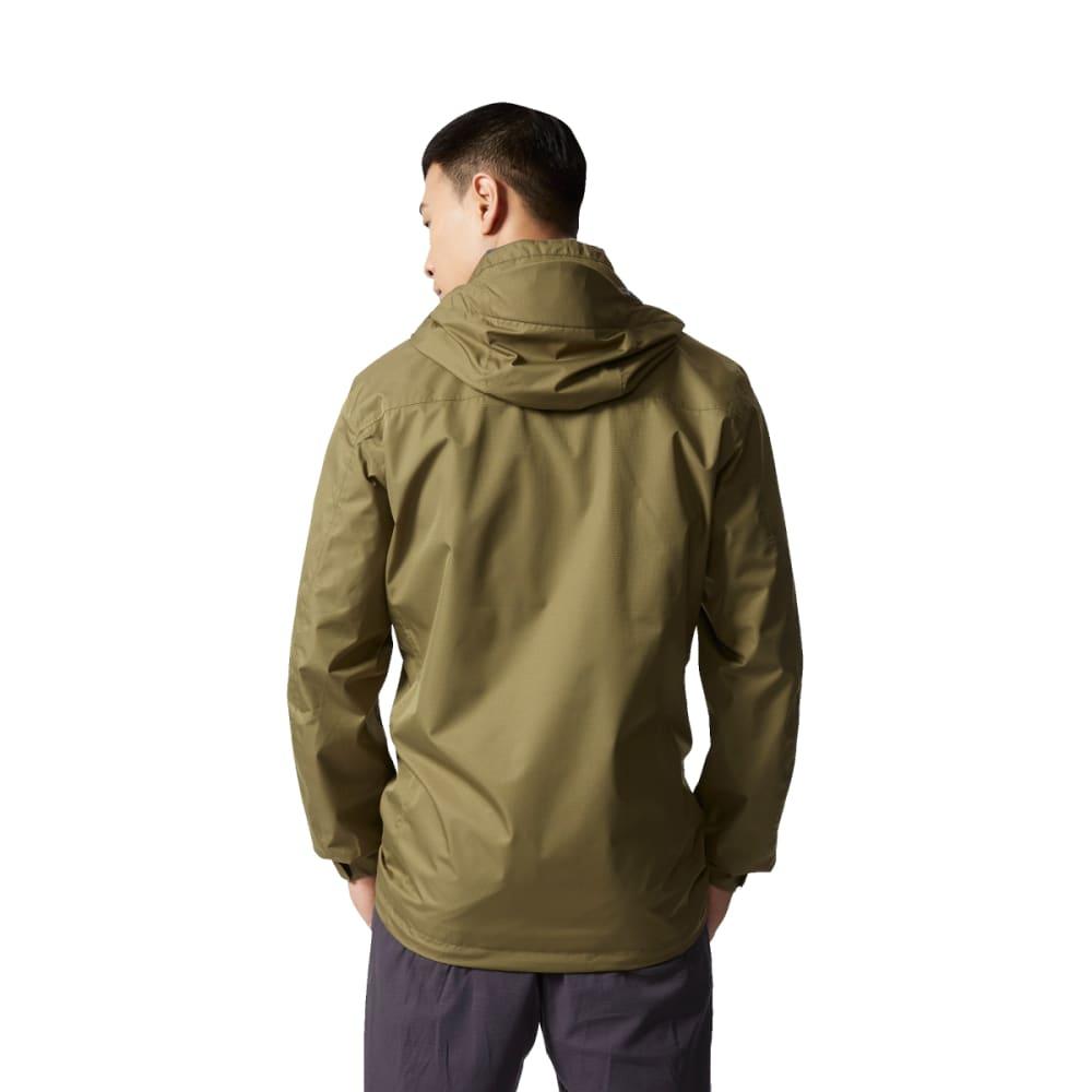 ADIDAS Men's Wandertag Jacket - OLIVE CARGO