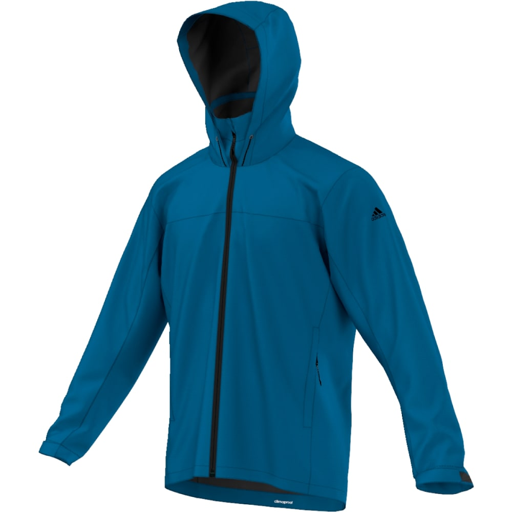 ADIDAS Men's Wandertag Jacket - UNITY BLUE