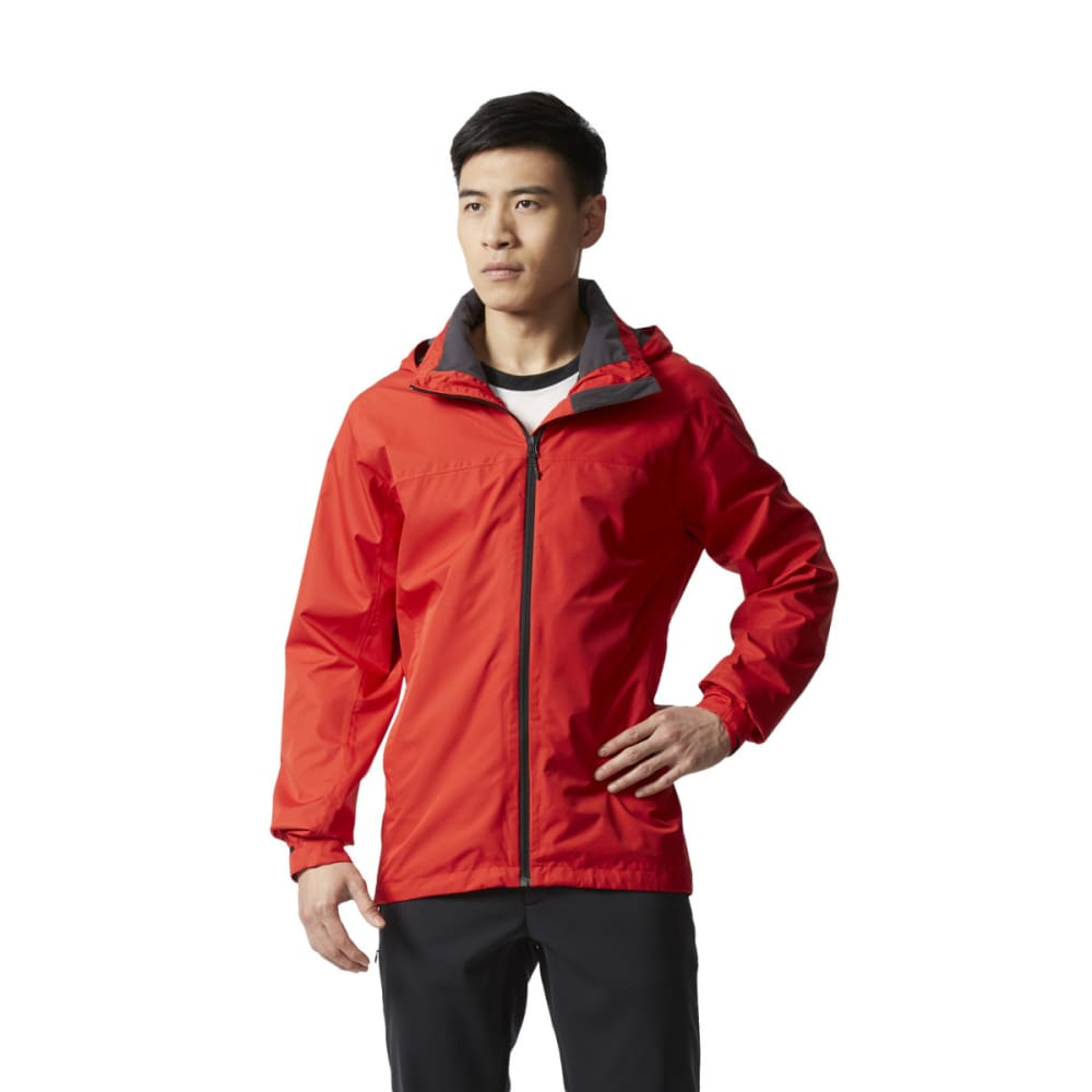 ADIDAS Men's Wandertag Jacket - SCARLET