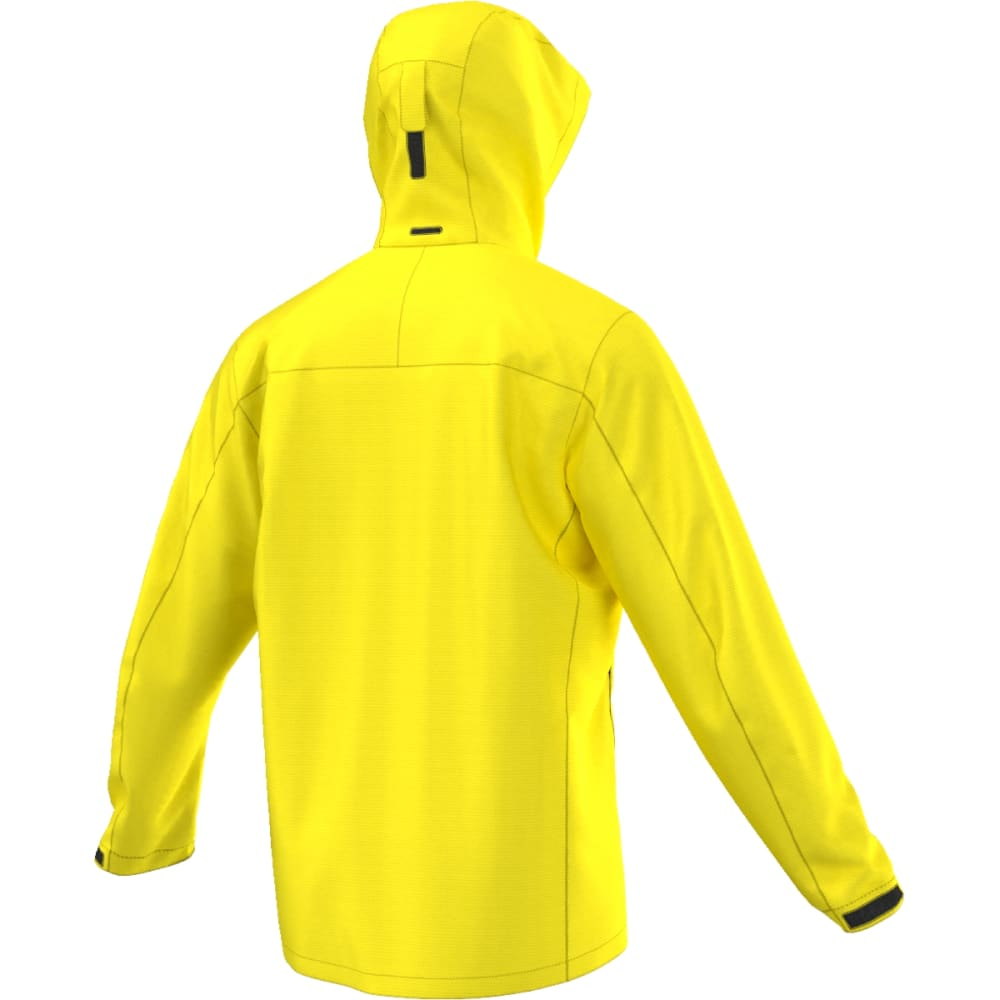 ADIDAS Men's Wandertag Jacket - BRIGHT YELLOW