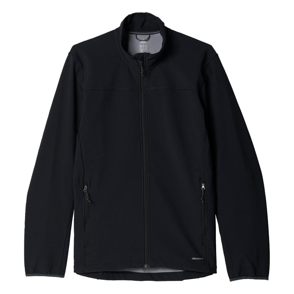 ADIDAS Men's Softcase Softshell Jacket - BLACK