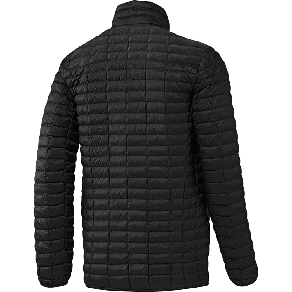 ADIDAS Men's Flyloft Jacket - BLACK/UTILITY BLACK