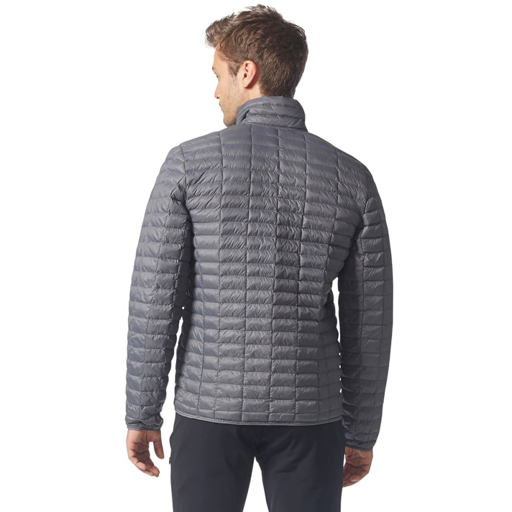 ADIDAS Men's Flyloft Jacket - GREY FIVE