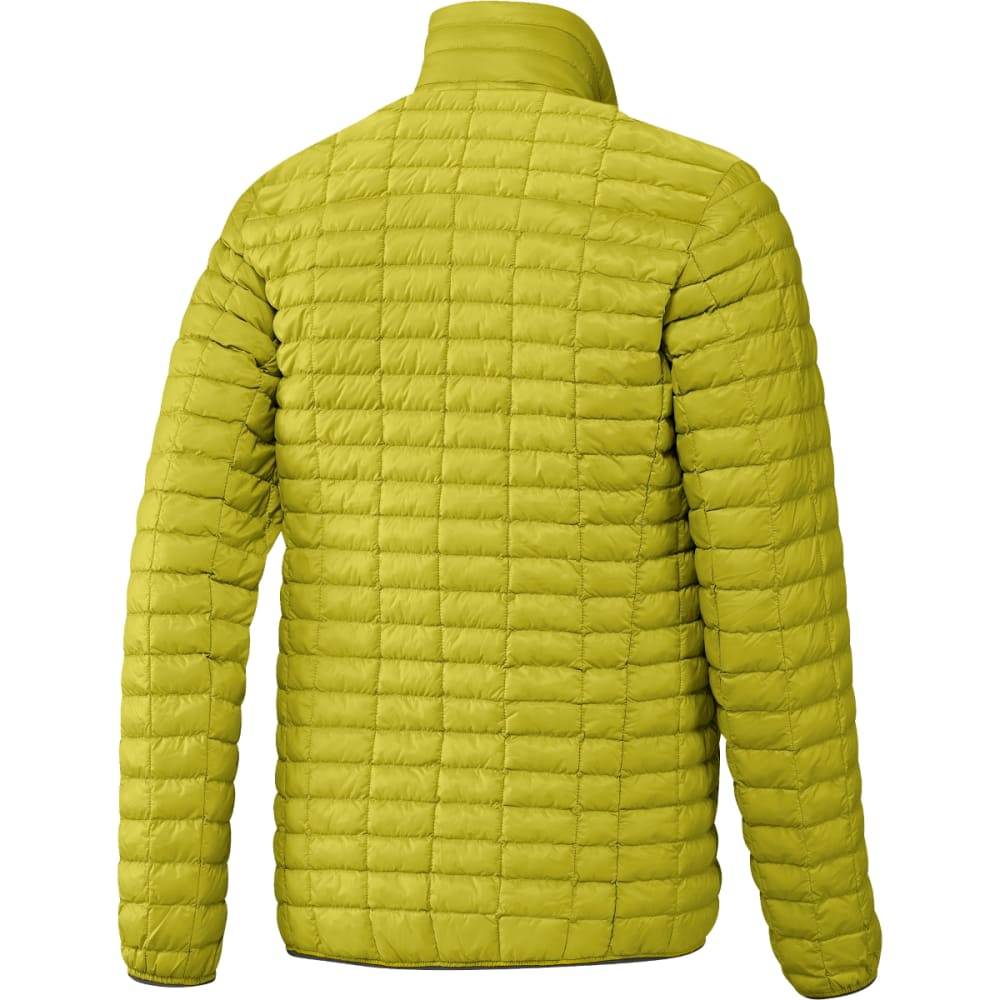 ADIDAS Men's Flyloft Jacket - UNITY LIME/U IVY