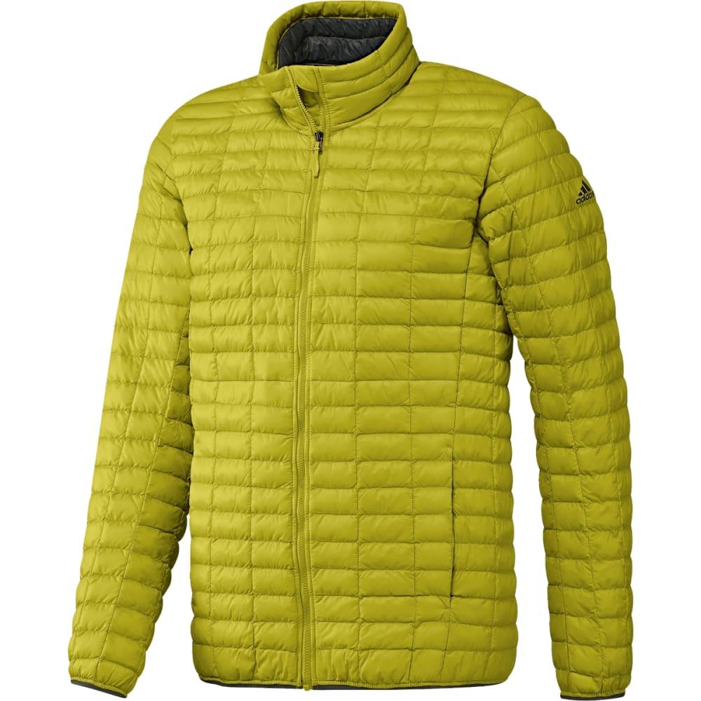 ADIDAS Men's Flyloft Jacket - UNITY LIME/U IVY
