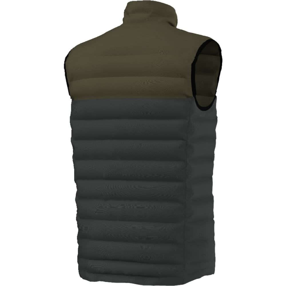 ADIDAS Men's Light Down Vest - UTILITY IVY/OLV CARG