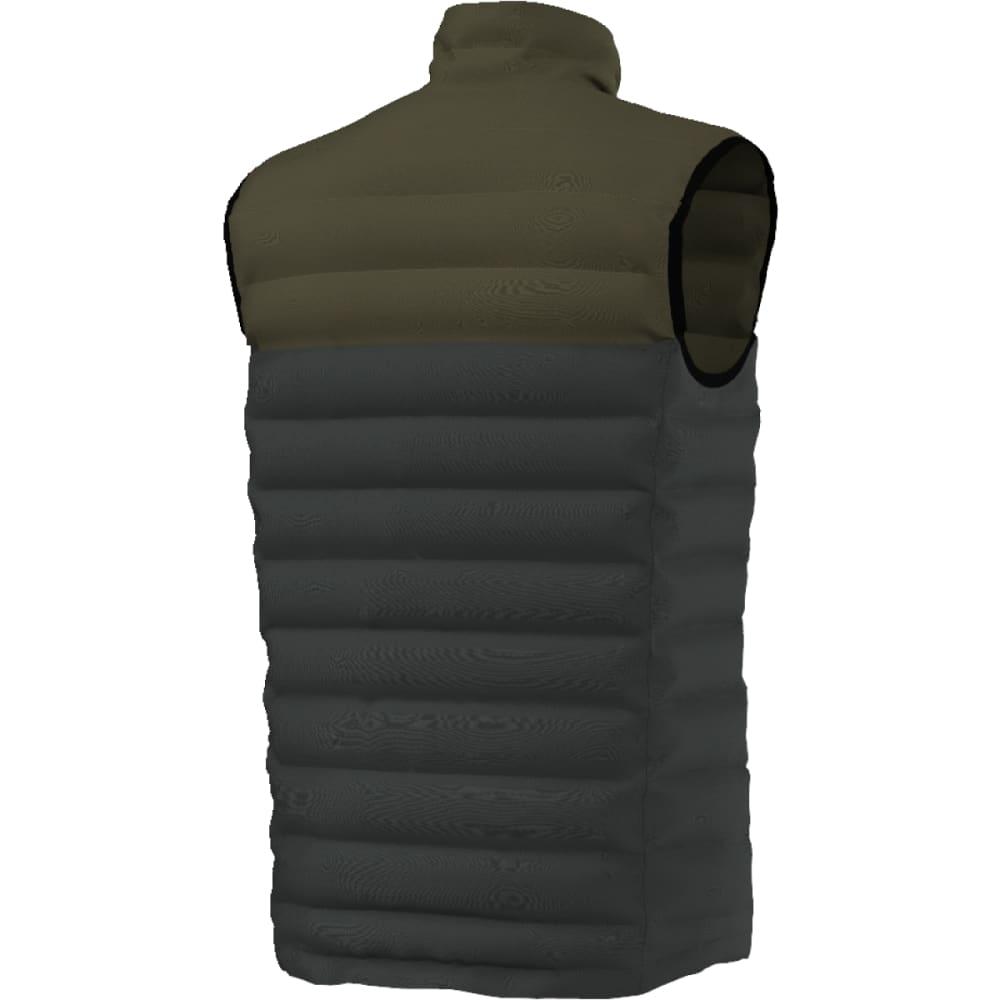 ADIDAS Men's Light Down Vest - UTILITY IVY/OLV CARG