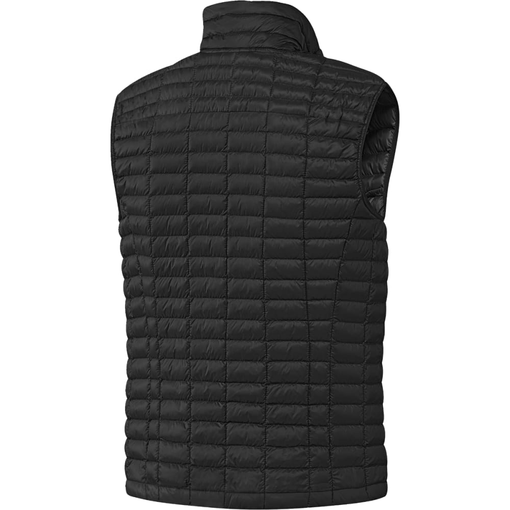 ADIDAS Men's Flyloft Vest - BLACK/ UTILITY BLK