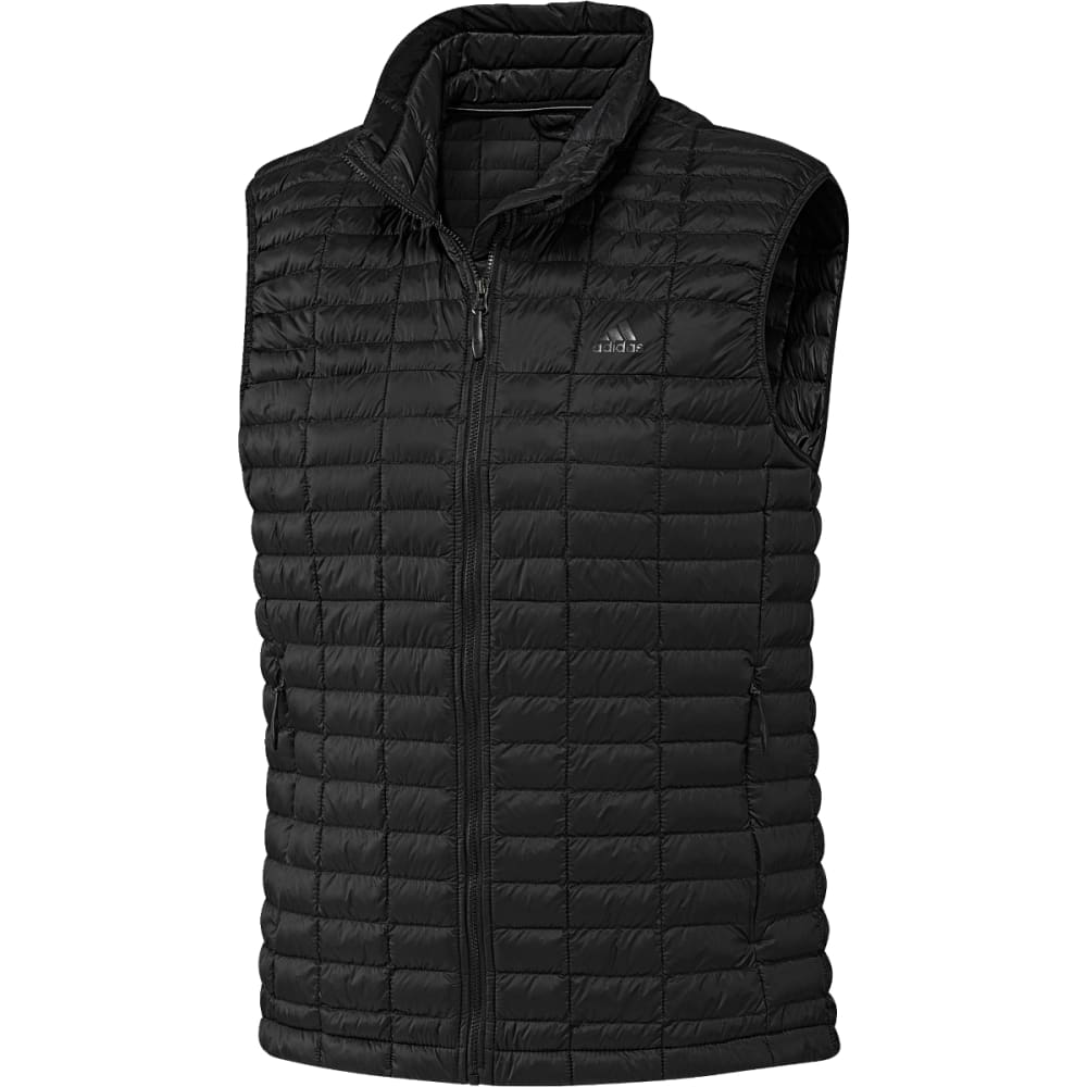 adidas vest. adidas men\u0026rsquo;s flyloft vest - black/ utility blk adidas v
