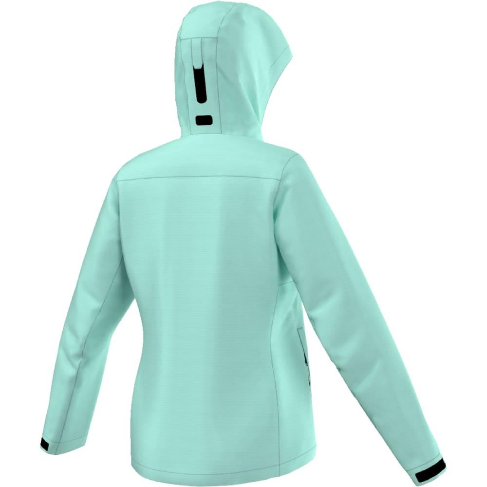 ADIDAS Women's Wandertag Insulated Jacket - ICE GREEN