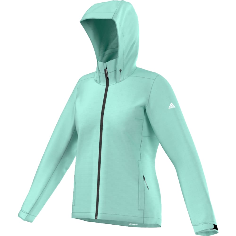 ADIDAS Women's Wandertag Insulated Jacket - ICE GREEN