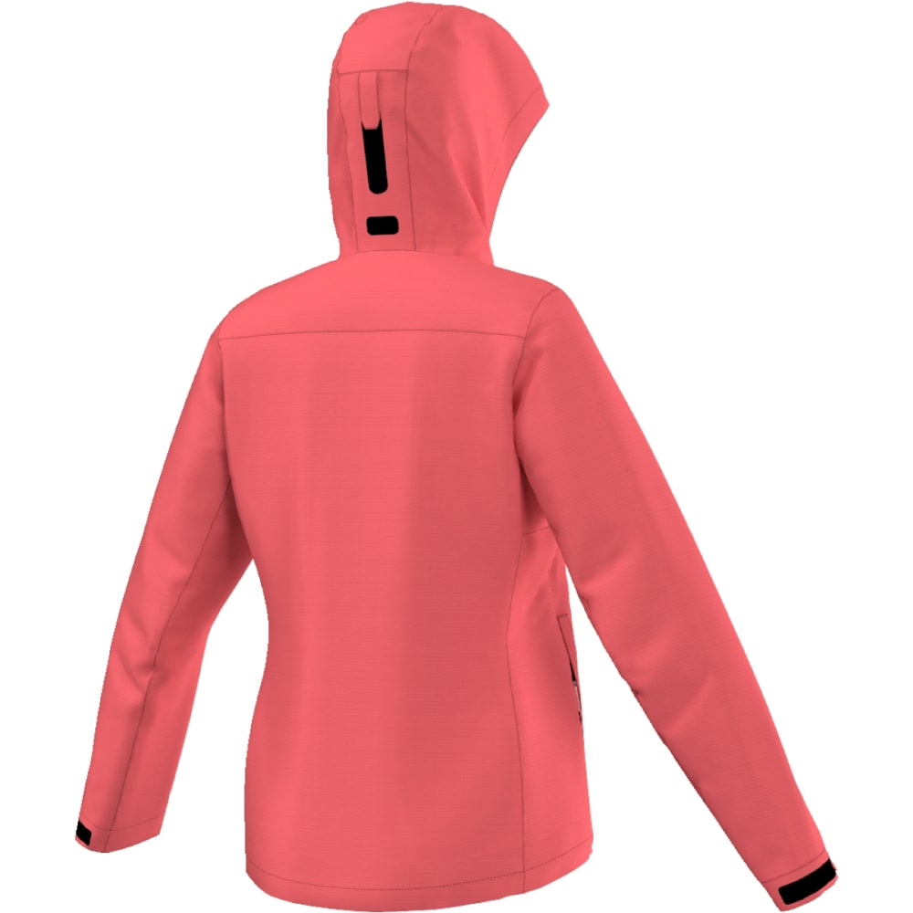 ADIDAS Women's Wandertag Insulated Jacket - SUPER BLUSH