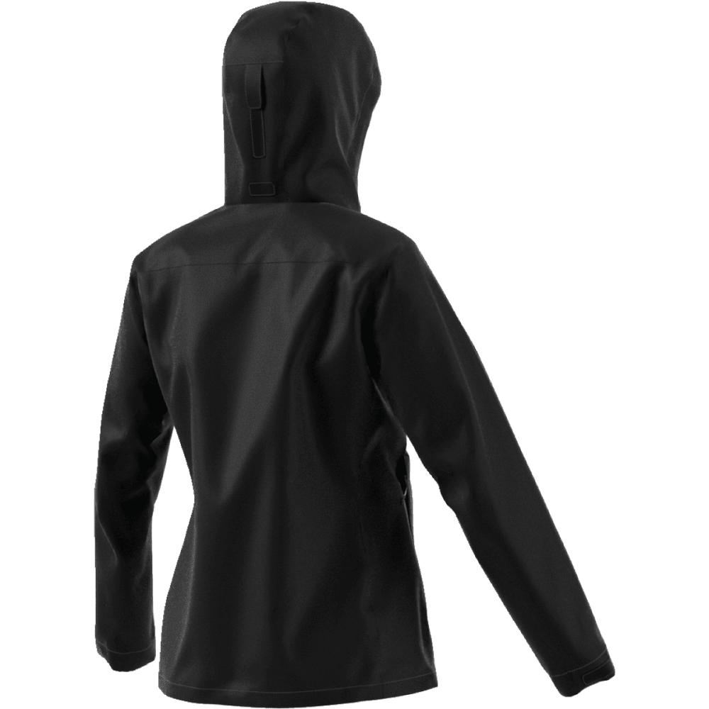 ADIDAS Women's Wandertag Jacket - BLACK