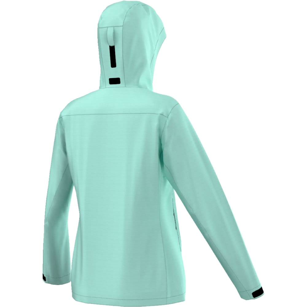 ADIDAS Women's Wandertag Jacket - ICE GREEN