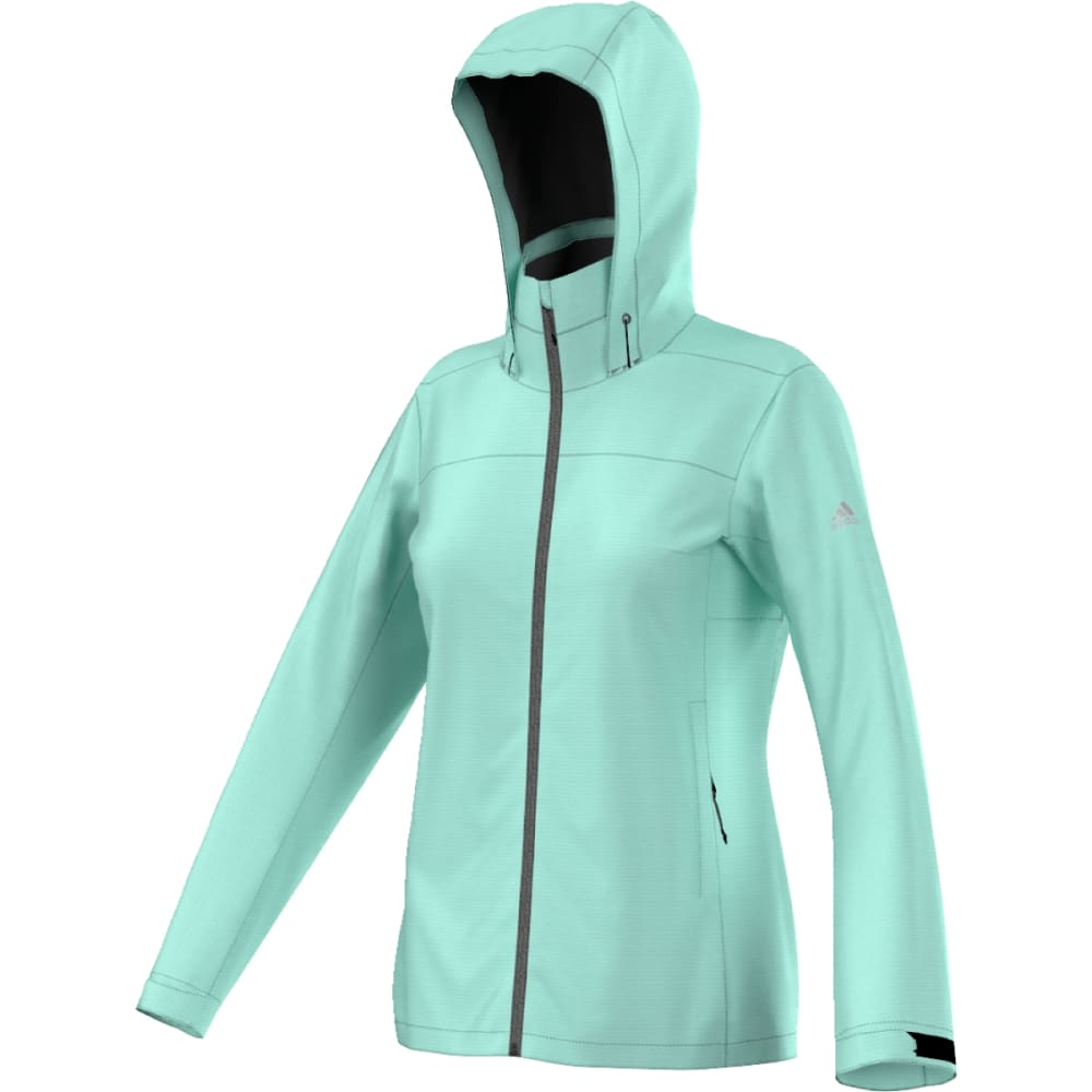ADIDAS Women's Wandertag Jacket - ICE GREEN