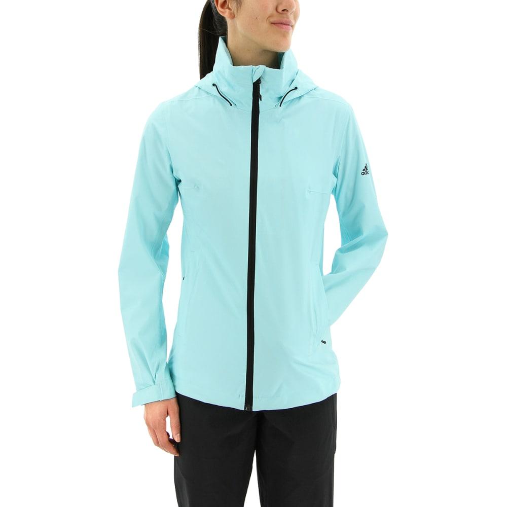 ADIDAS Women's Wandertag Jacket - CLEAR AQUA