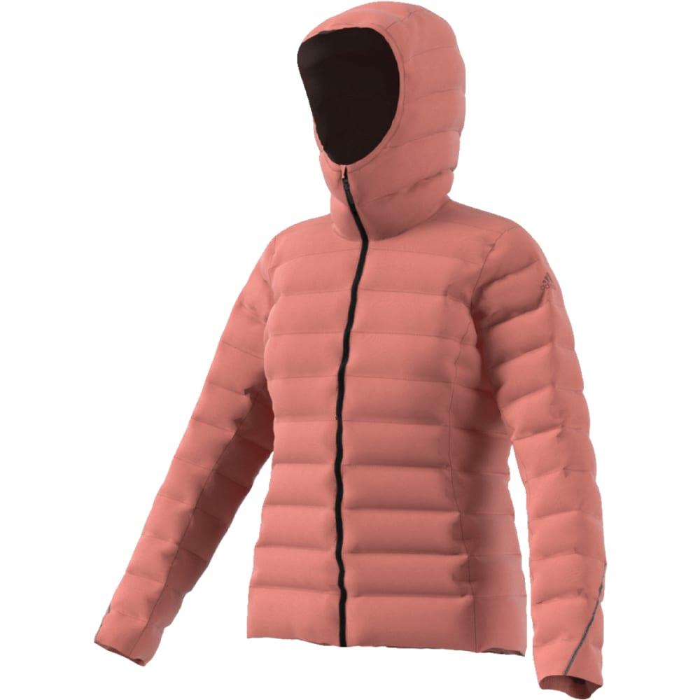 ADIDAS Women's Light Down Hooded Jacket