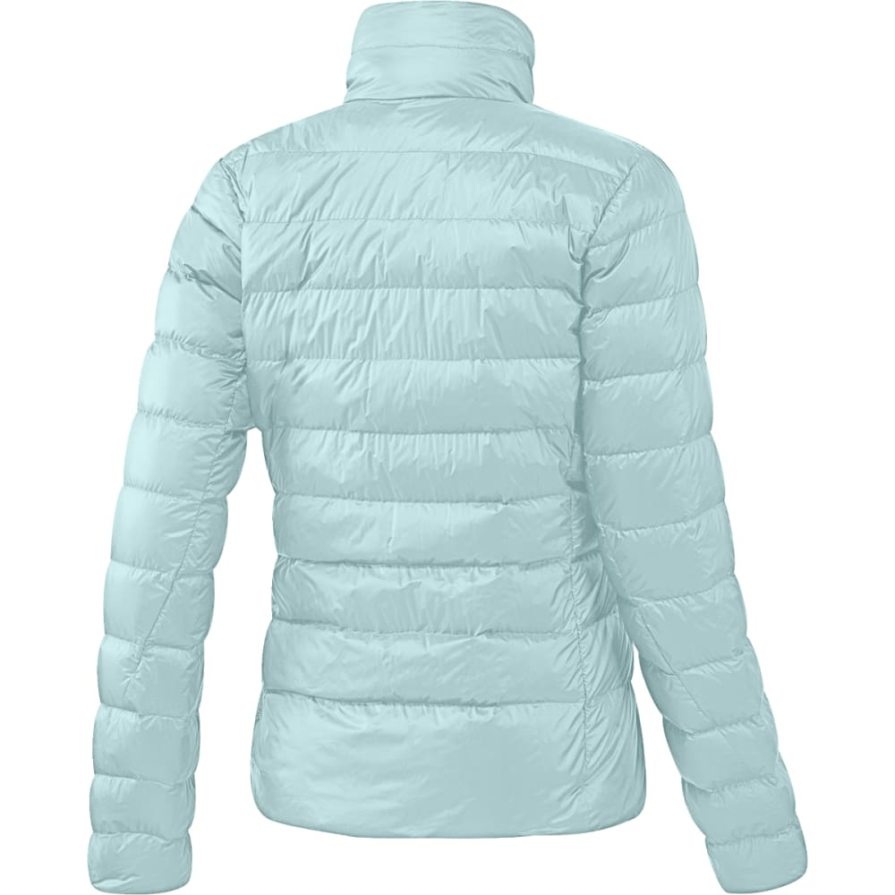 ADIDAS Women's Light Down Jacket - ICE MINT/ICE GREEN