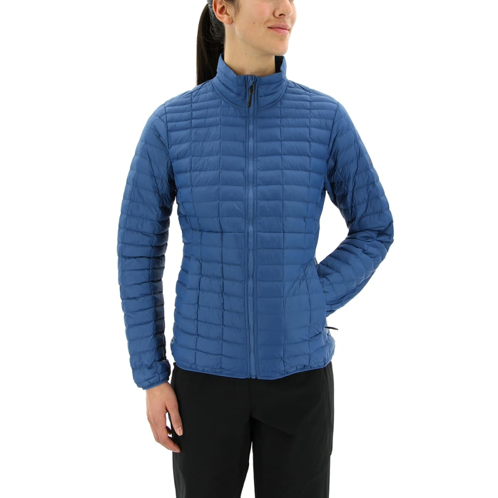 ADIDAS Women's Flyloft Jacket - CORE BLUE