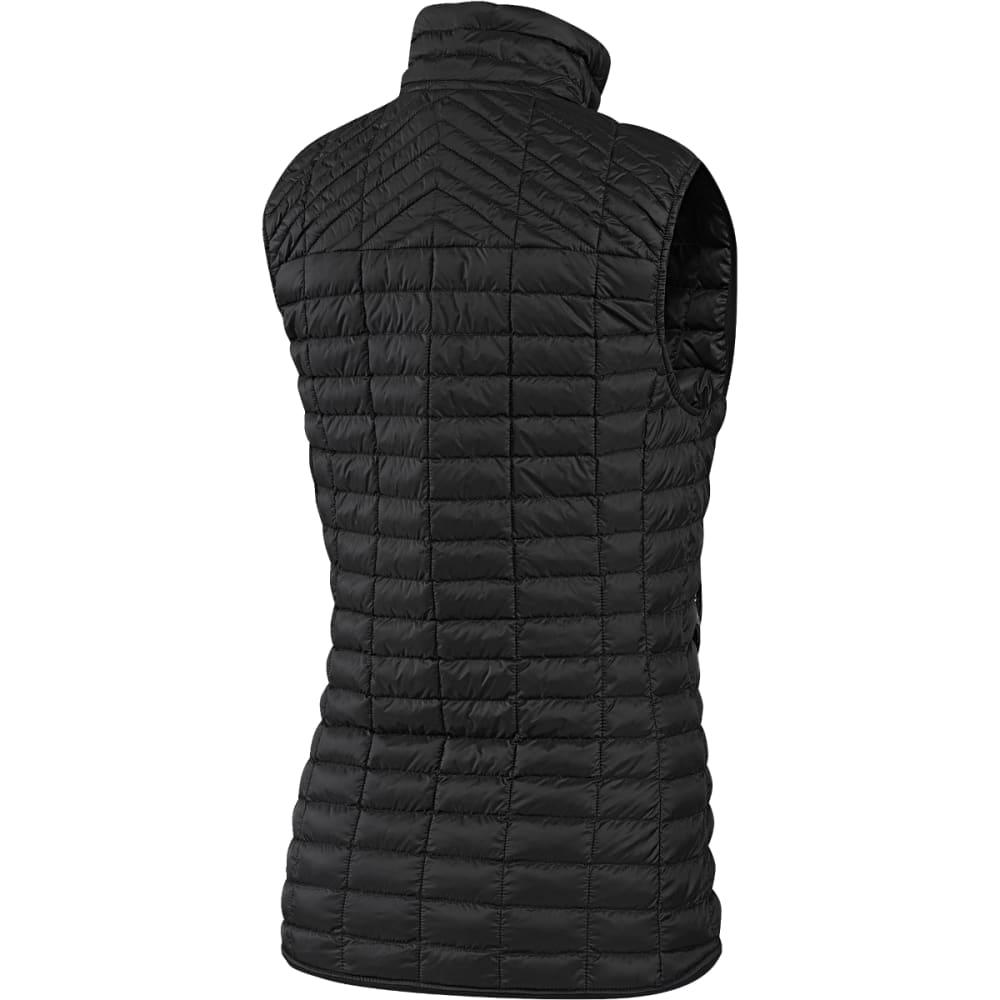 ADIDAS Women's Flyloft Vest - BLACK/UTILITY BLACK