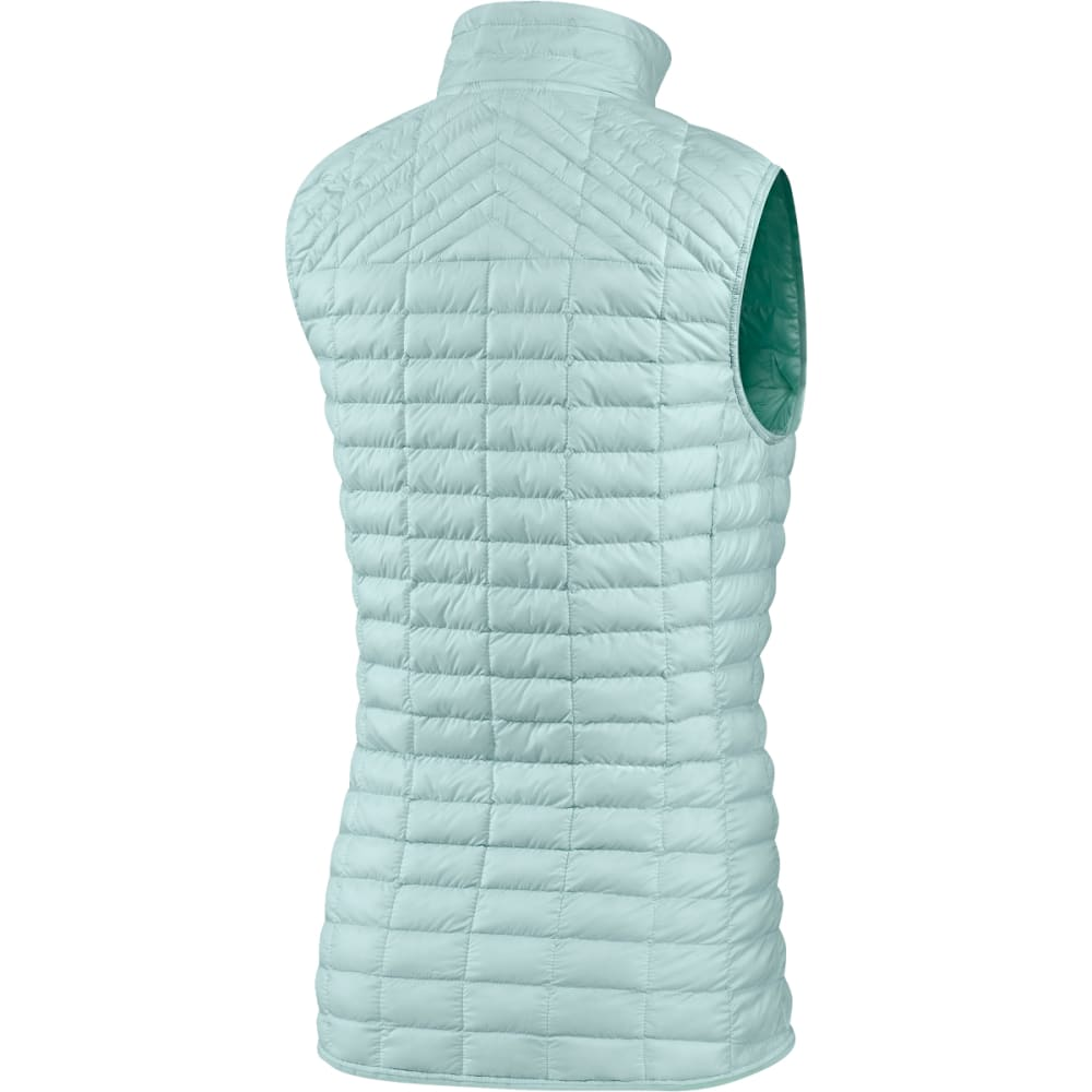 ADIDAS Women's Flyloft Vest - ICE MINT/ICE GREEN