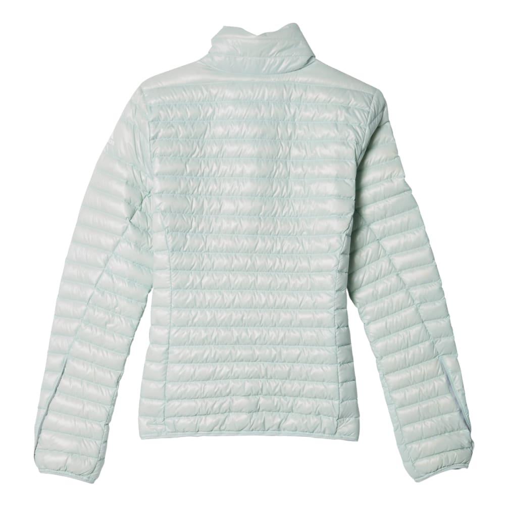 ADIDAS Women's Super-Light Down Jacket - VAPOUR GREEN
