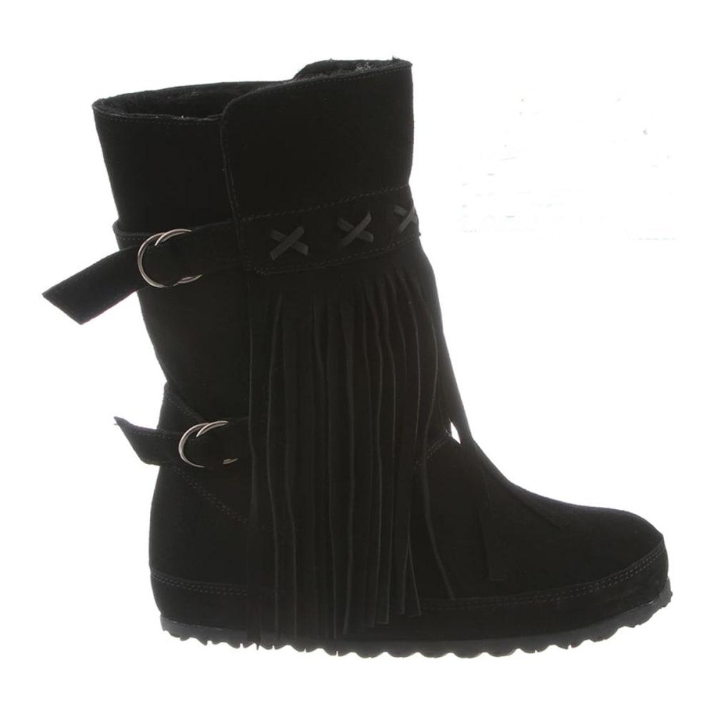 BEARPAW Women's Krystal Boots - BLACK II