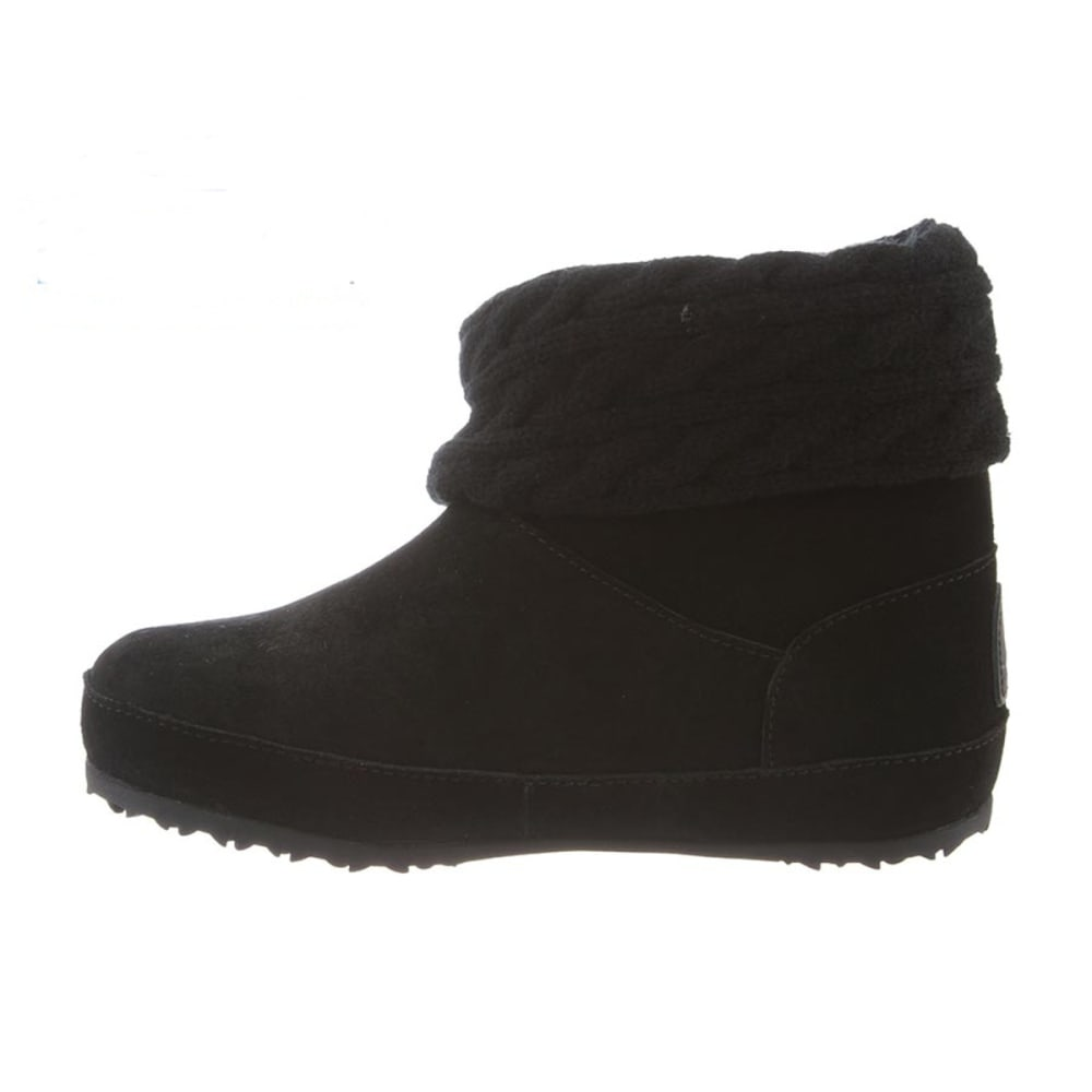 BEARPAW Women's Alison Boots - BLACK II