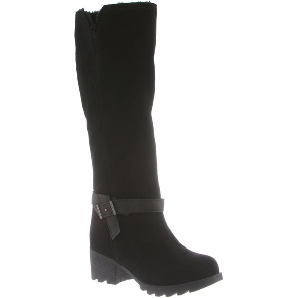 BEARPAW Women's Stephanie Boots - BLACK II