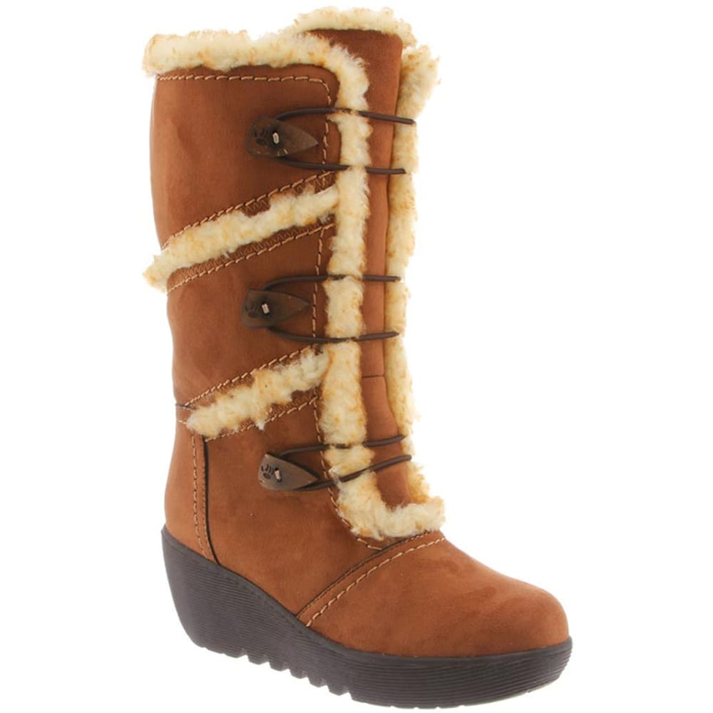 BEARPAW Women's Allie Boots - HICKORY II