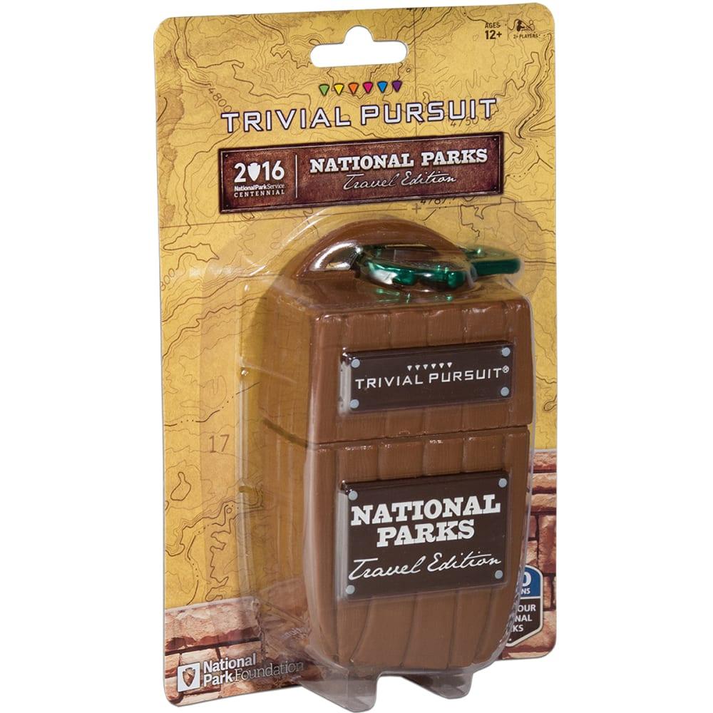 TRIVIAL PURSUIT National Parks Edition - NO COLOR