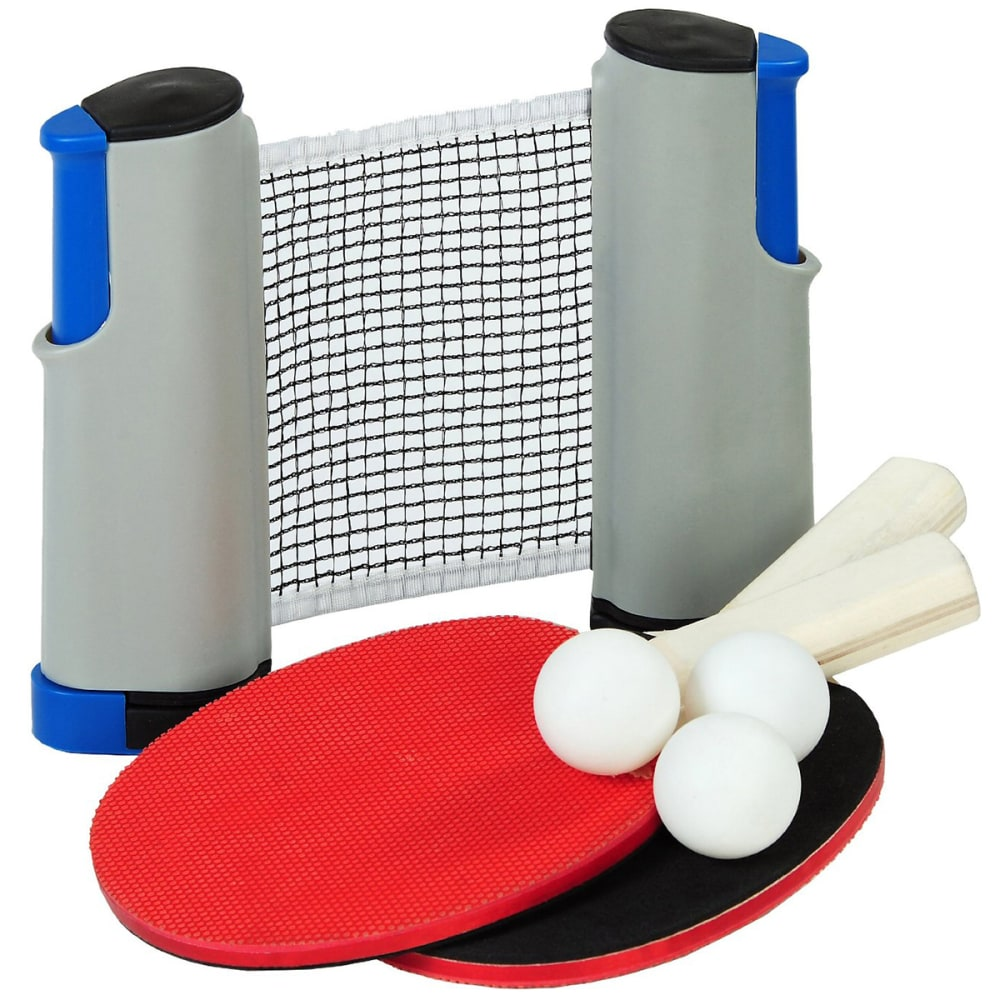 GSI Backpack Table Tennis Set - NO COLOR