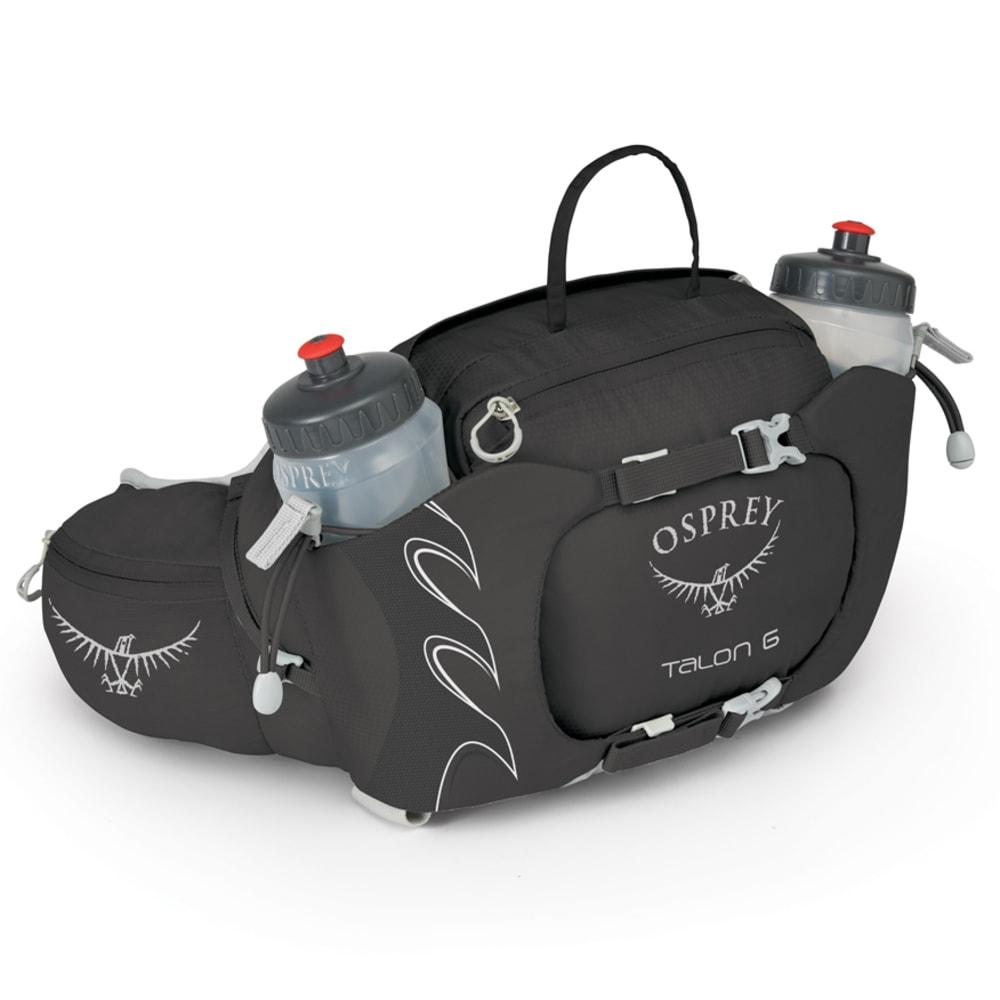 OSPREY Talon 6 Daypack - BLACK