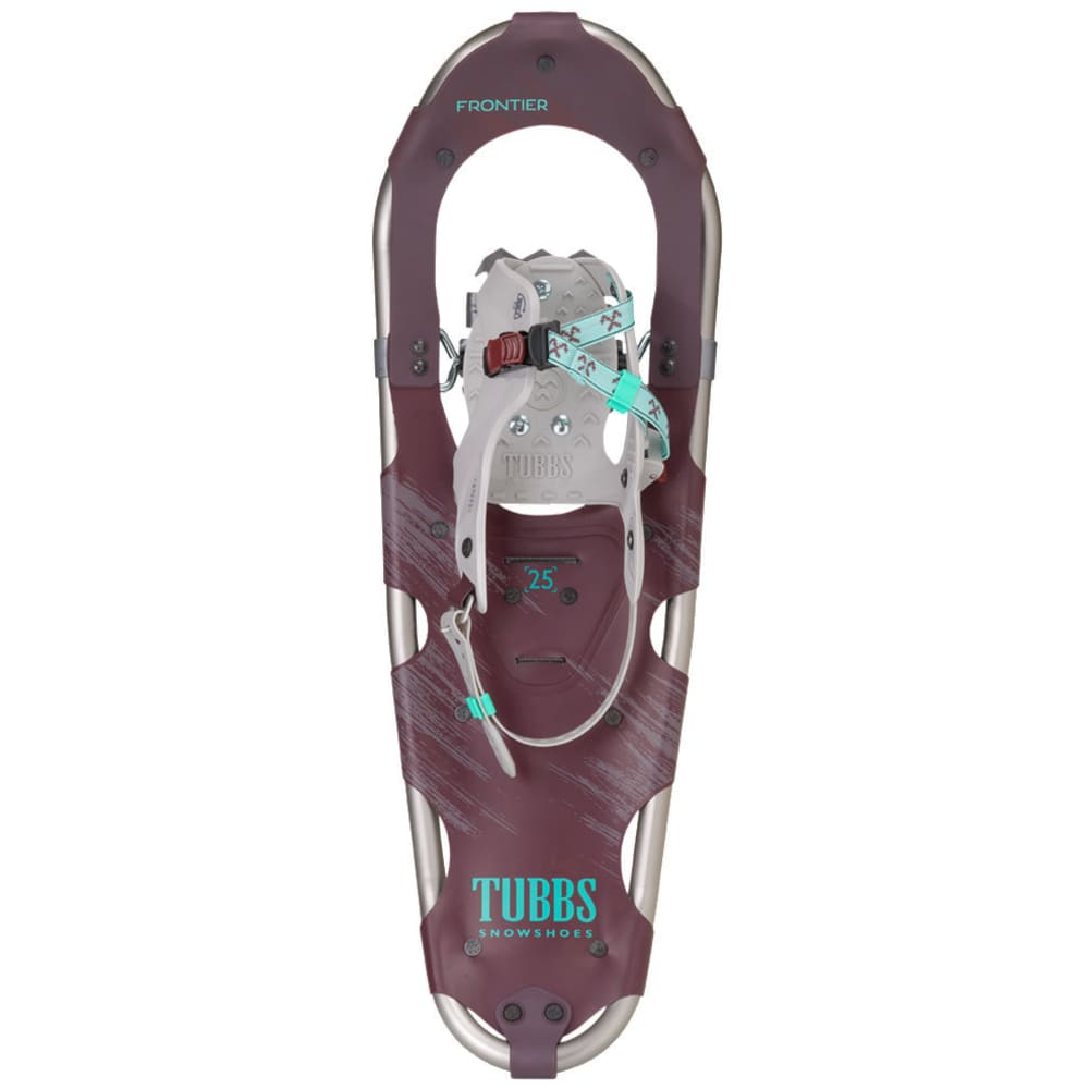 TUBBS Women's Frontier 25 Snowshoes - NO COLOR
