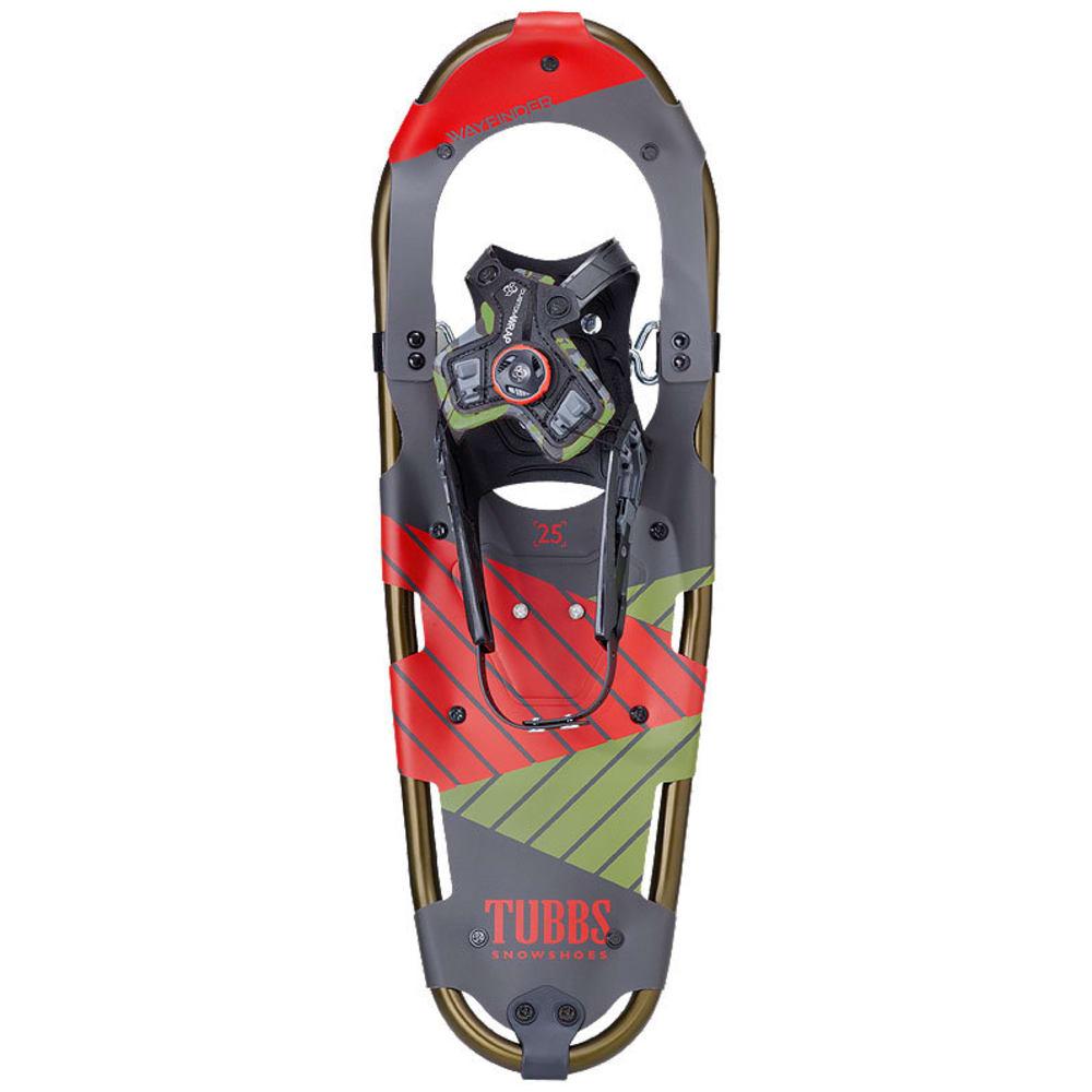 TUBBS Men's Wayfinder 25 Snowshoes - NO COLOR