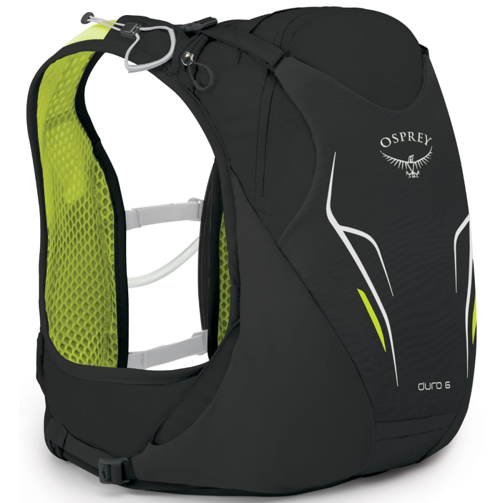 OSPREY Duro 6 Pack with 1.5L Reservoir  - ELECTRIC BLACK