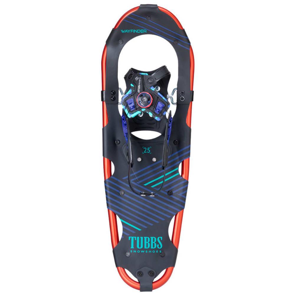 TUBBS Women's Wayfinder 25 Snowshoes - NO COLOR