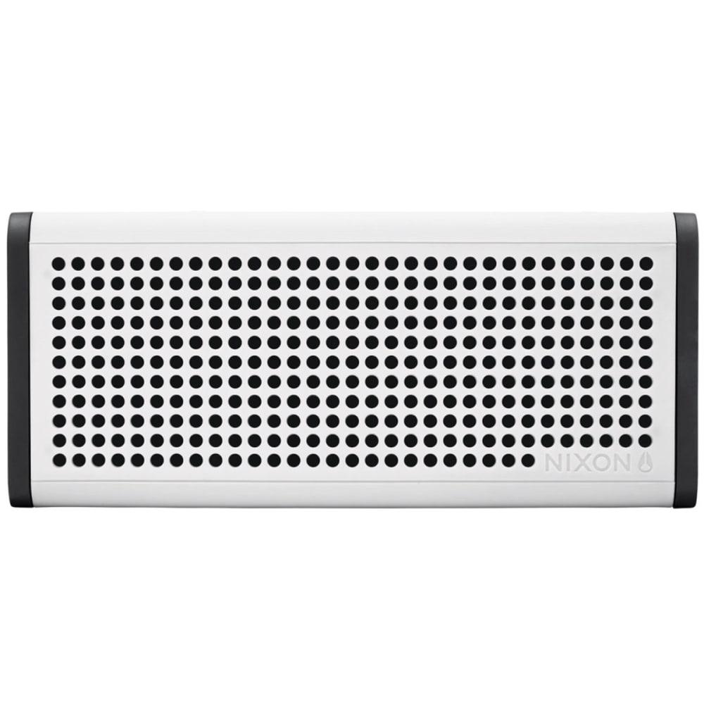 NIXON Blaster Bluetooth Speaker - WHITE/BLK/H028127-00