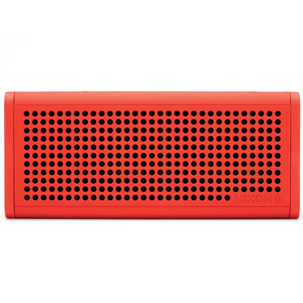 NIXON Blaster Bluetooth Speaker - RED PEPPR/H028383-00