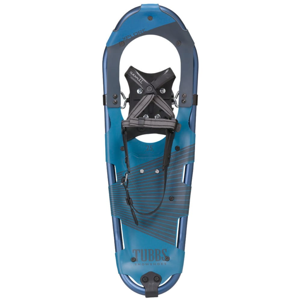 TUBBS Men's Xplore 25 Snowshoes - NO COLOR