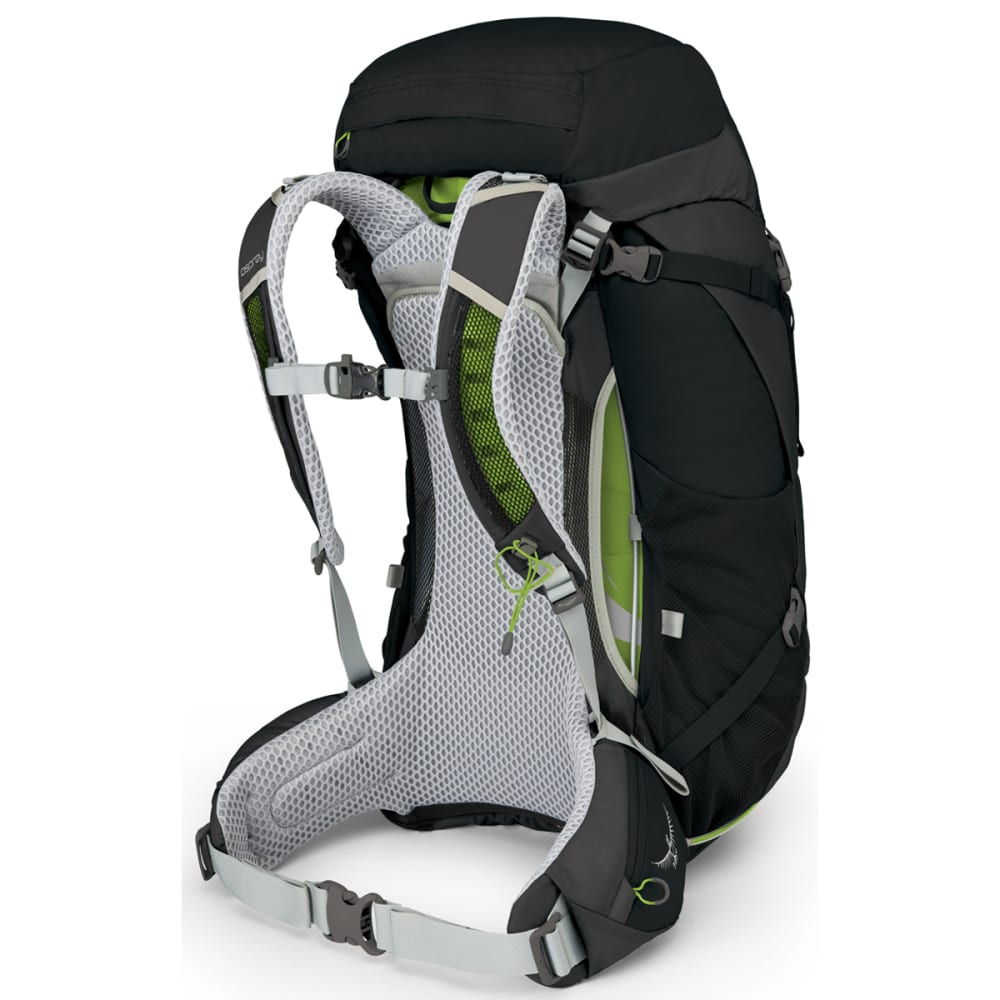 OSPREY Stratos 50 Pack - BLACK