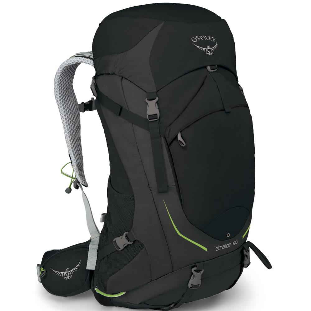 OSPREY Stratos 50 Pack - BLACK