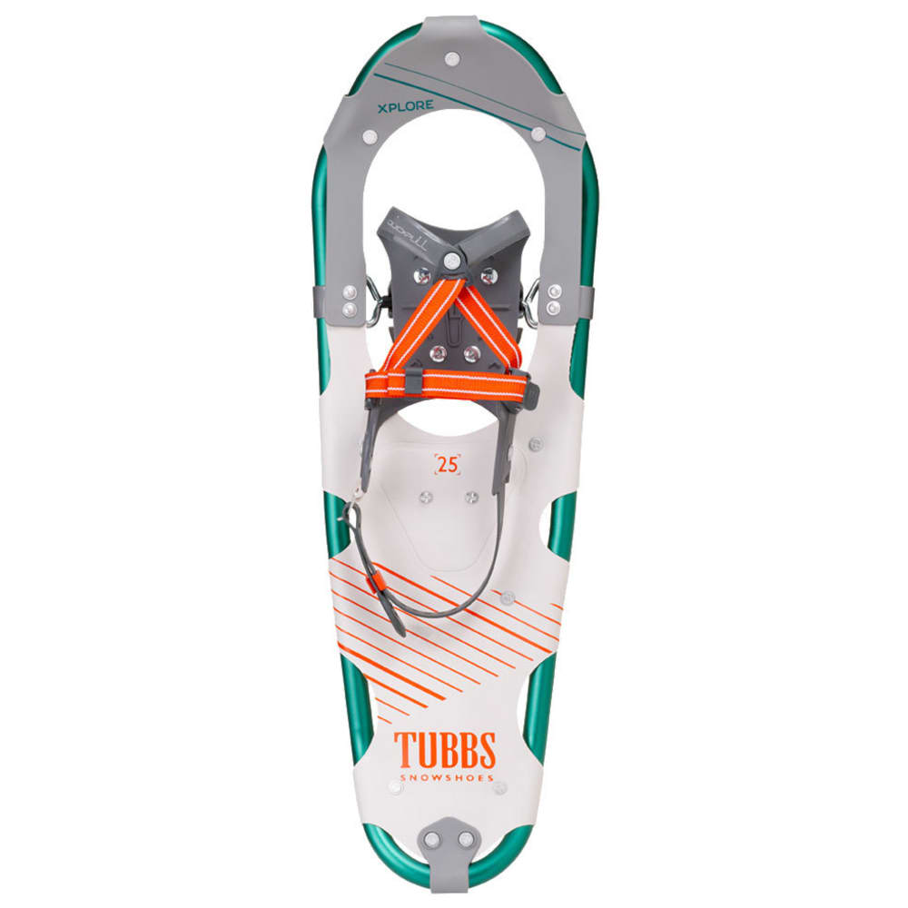 TUBBS Women's Xplore 21 Snowshoes - NO COLOR