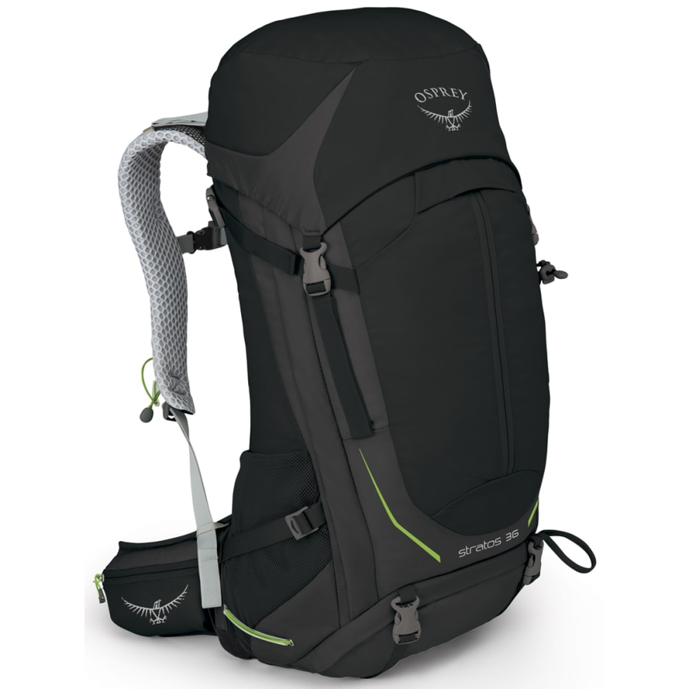 OSPREY Stratos 36 Pack  - BLACK