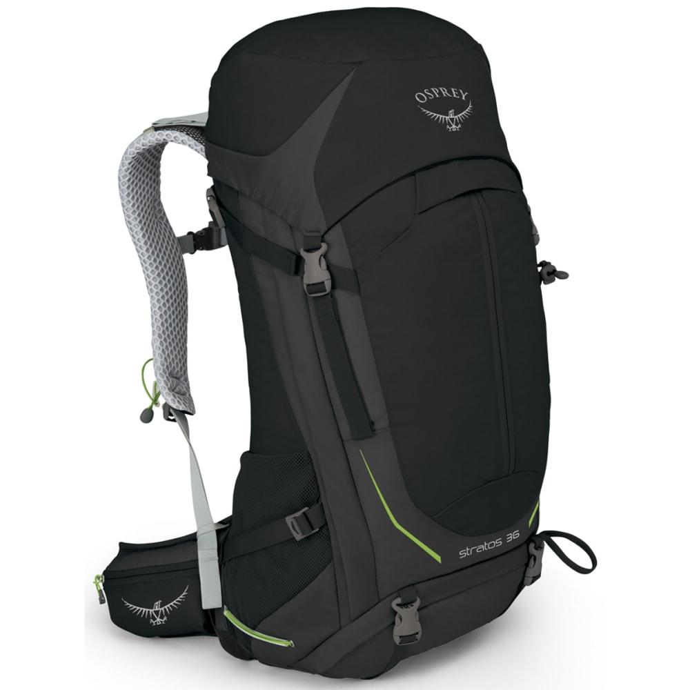 OSPREY Stratos 36 Pack - BLACK