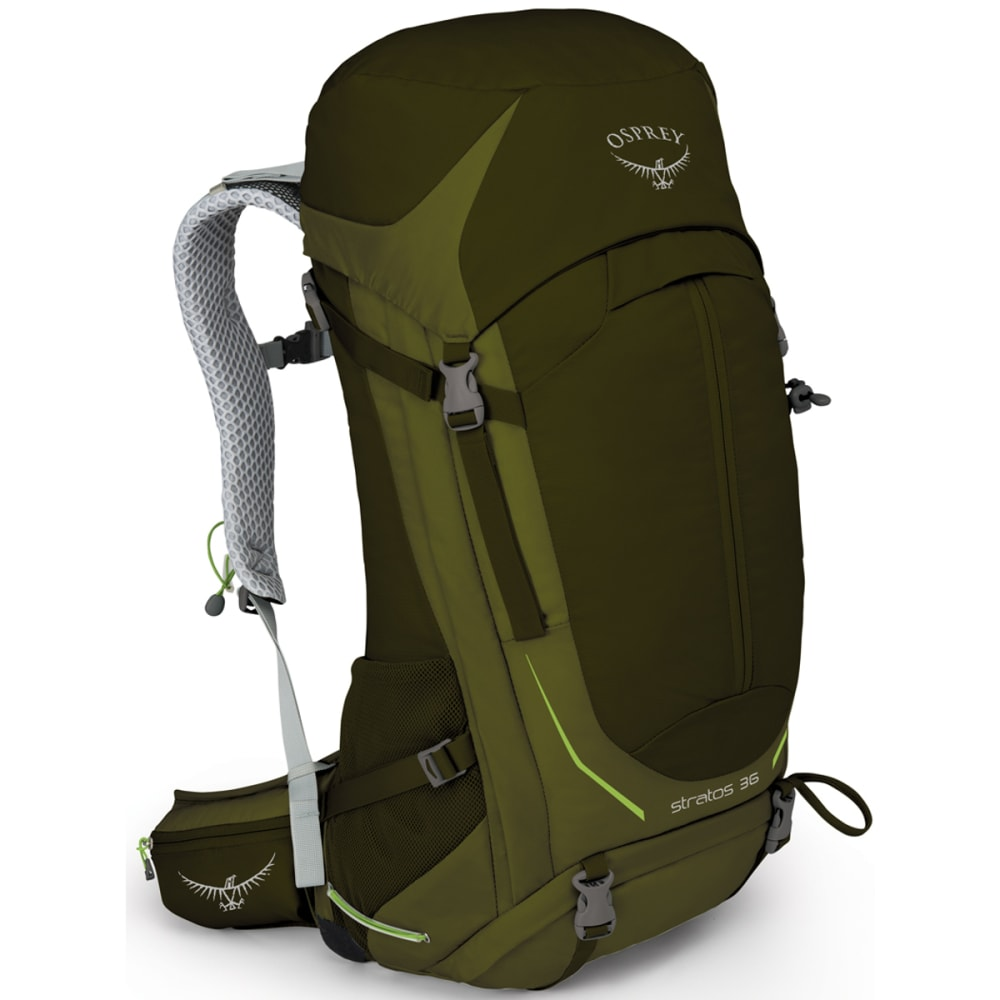 OSPREY Stratos 36 Pack - GATOR GREEN