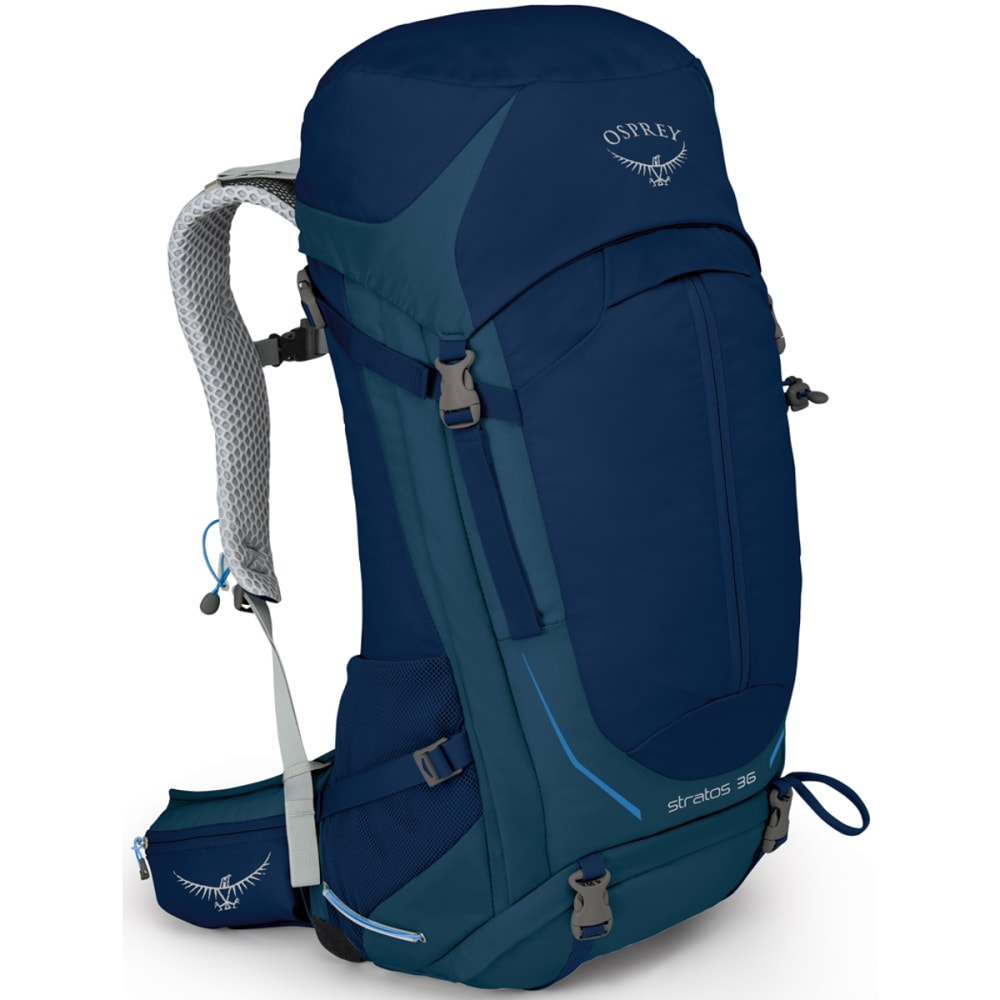 OSPREY Stratos 36 Pack  - ECLIPSE BLUE